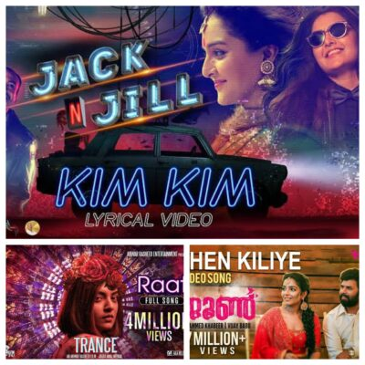 Malayalam Best Songs Released in 2020
